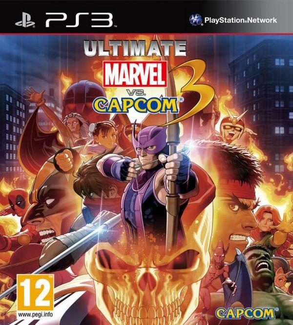 Ultimate Marvel vs Capcom 3, ya a la venta este juego de lucha