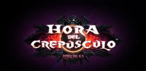World of Warcraft, hoy llega La Hora del Crepúsculo
