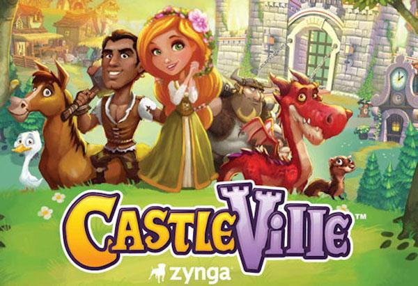 CastleVille, el nuevo juego de Zynga sigue creciendo