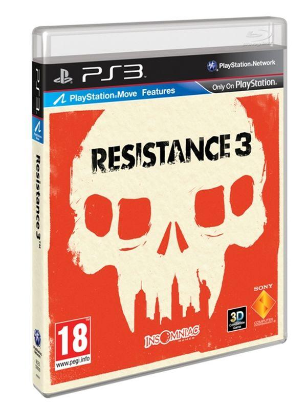 Resistance 3 baja de precio por Navidad