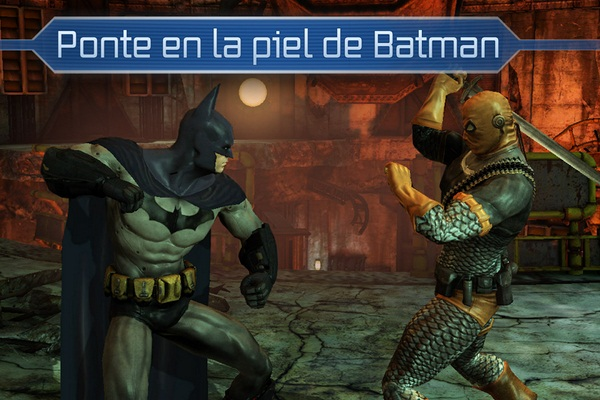 Batman Arkham City disponible para iPhone, iPad y iPod Touch