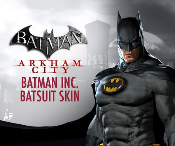 BAC Batman Inc