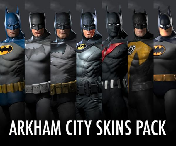Batman: Arkham City, disponibles nuevos trajes para Batman