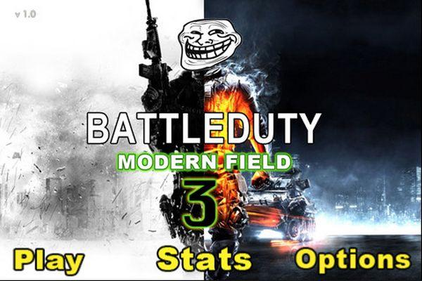 Battlefield 3 y Modern Warfare 3 se unen en un solo juego