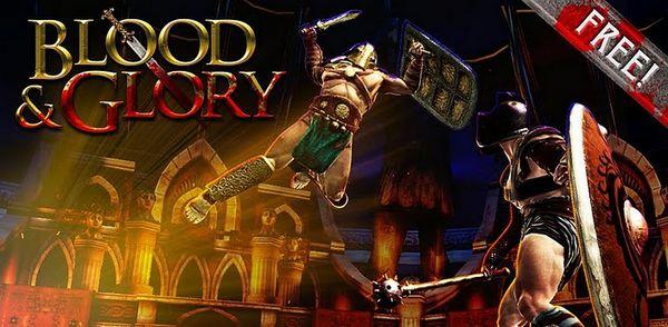 Blood and Glory, descarga gratis este juego de lucha para iPhone y Android