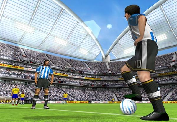 Real Football 2012 Descarga Gratis Este Nuevo Juego De Futbol Para