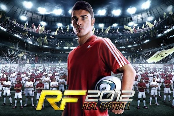 Real Football 2012, descarga gratis este nuevo juego de fútbol para iPhone