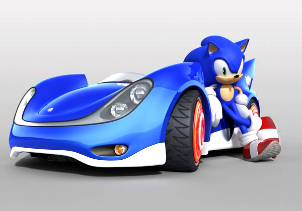 Sonic Sega All Stars Racing 02