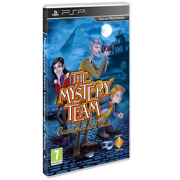 The Mystery Team, análisis a fondo de esta aventura gráfica para PSP