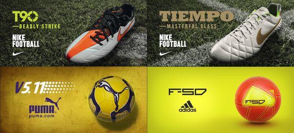 PES 2012, nuevo contenido gratis que incluye botas y balones