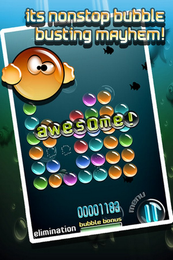 Bubble Buster, descarga gratis este juego tipo puzle para iPhone