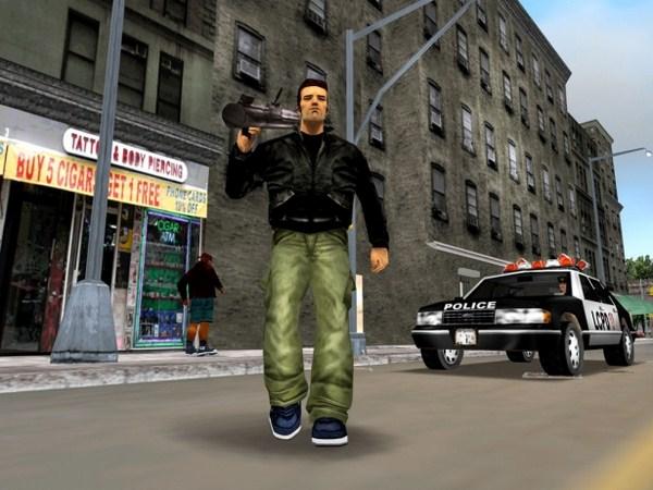 GTA III saldrá el 15 de diciembre en iPhone y Android