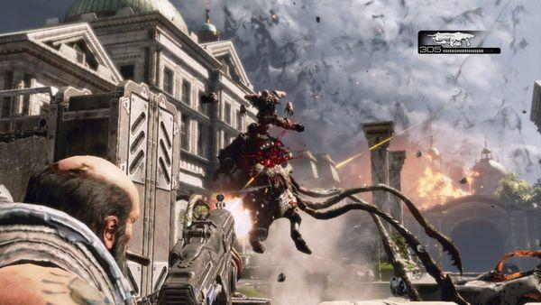 """Gears of War 3, ya disponible el contenido descargable """"La sombra de RAMM"""""""