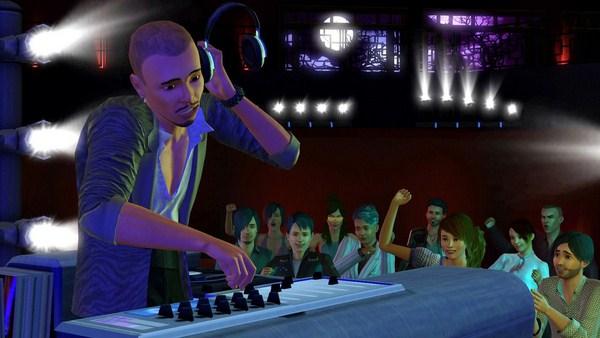 Los Sims 3, anunciada la nueva expansión Salto a la Fama