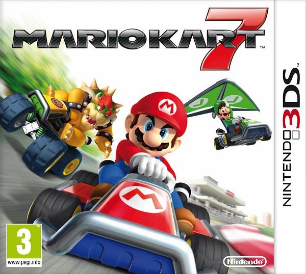 Trucos para Mario Kart 7, todos los personajes y turbos extra