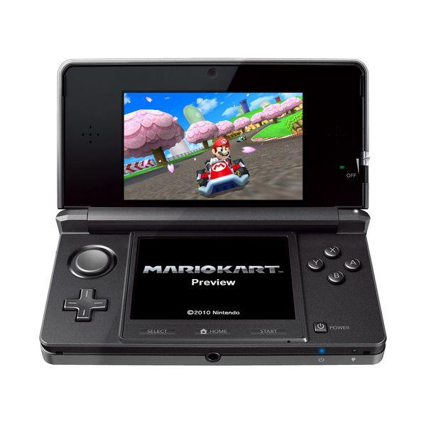 Nintendo 3DS, las demos y los contenidos descargables llegan a la 3DS