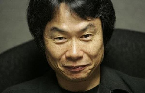 Nintendo niega el retiro de Miyamoto de la compañía