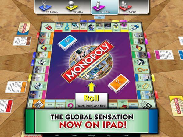 Descarga Gratis El Juego Del Monopoly Para Iphone Y Ipad