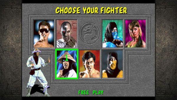 Mortal Kombat Arcade Kollection ya está disponible en Playstation Network