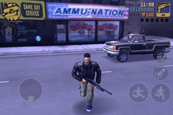 GTA III, ya a la venta este juego de acción para iOS y Android