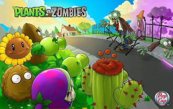 Plantas contra Zombis, confirmado este juego para PlayStation Vita