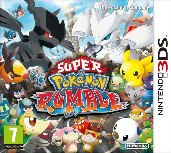 Super Pokémon Rumble, análisis a fondo del juego de acción