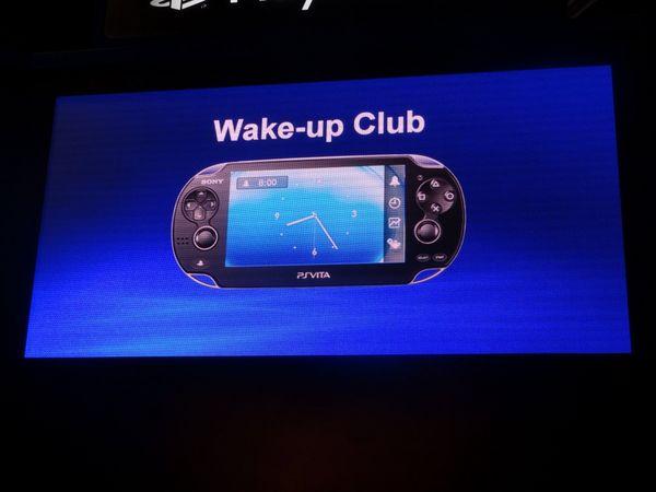 ps vita wake up club