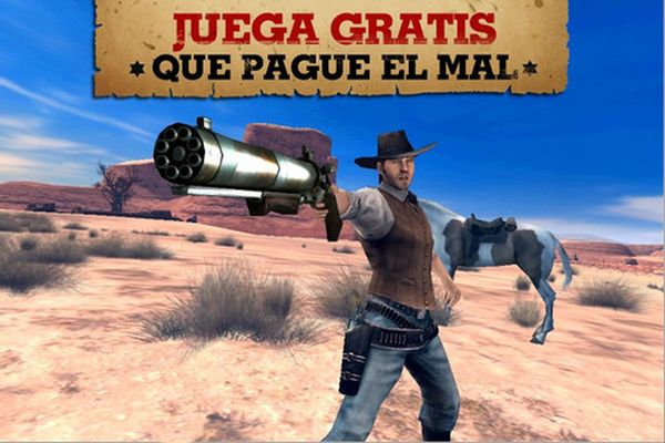 Six-Guns, descarga gratis este juego estilo Red Dead Redemption para iPhone