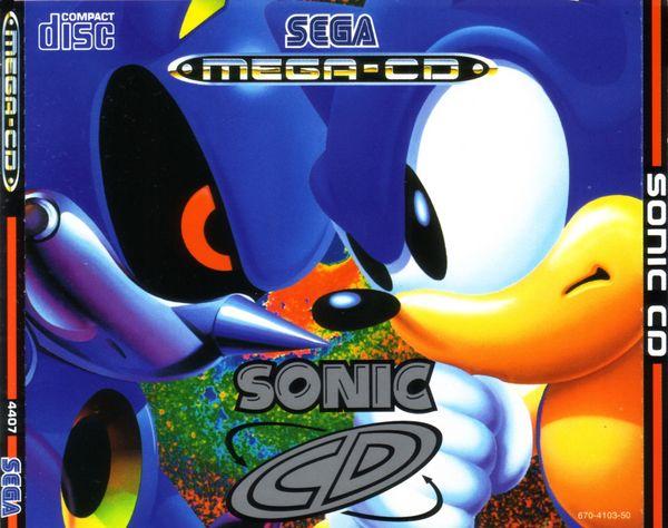 Sonic CD, ya a la venta para Xbox 360, PS3 y iPhone