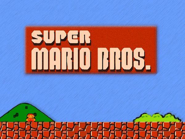 Super Mario Bros llegará a Nintendo 3DS en enero