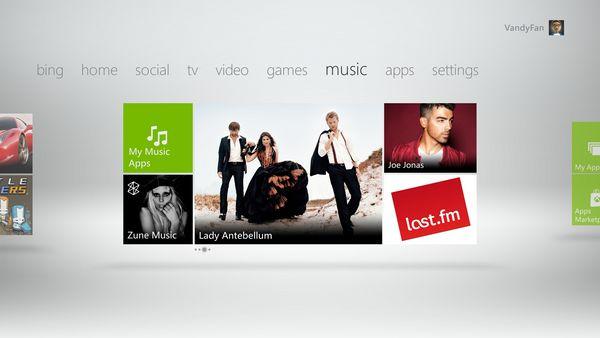 Xbox Live, la televisión llega hoy a Xbox 360