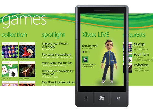 Xbox Companion, controla tu Xbox 360 desde el móvil con Windows Phone 7