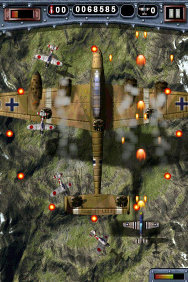 Mortal Skies 2, descarga gratis este juego de aviones para iPhone