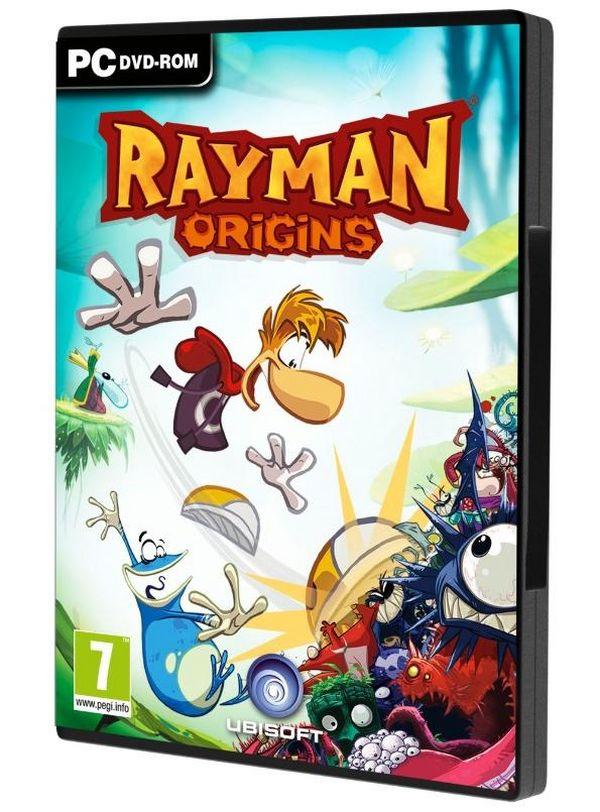 Rayman Origins llegará a PC el 30 de marzo