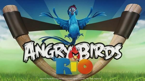 Trucos para Angry Birds Rio, consigue todas las frutas doradas