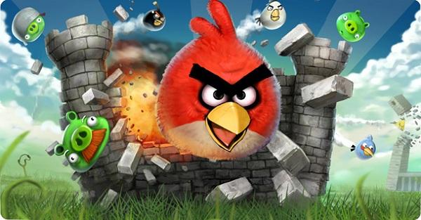 Angry Birds dará el salto a Facebook en San Valentín