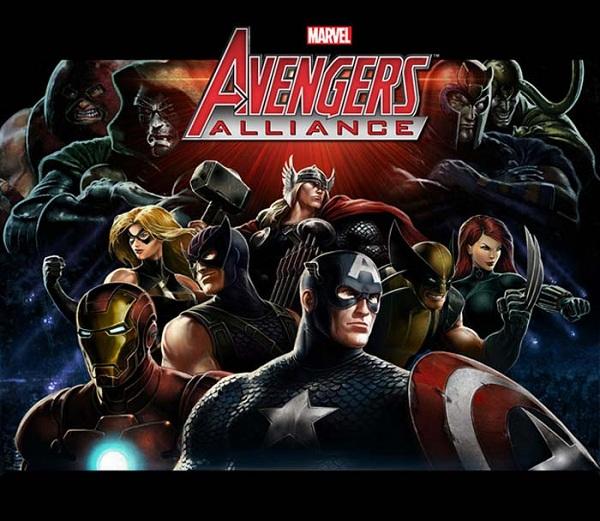 Marvel Avengers Alliance, anunciado el juego de rol de los héroes Marvel para Facebook
