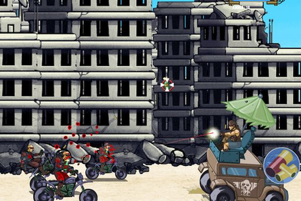 Delivery Man, descarga gratis este juego de disparos para iPhone