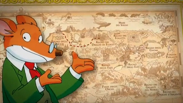 geronimo stilton 05