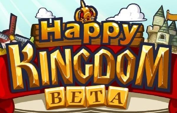 Happy Kingdom, el juego de construcción medieval exclusivo de Google+