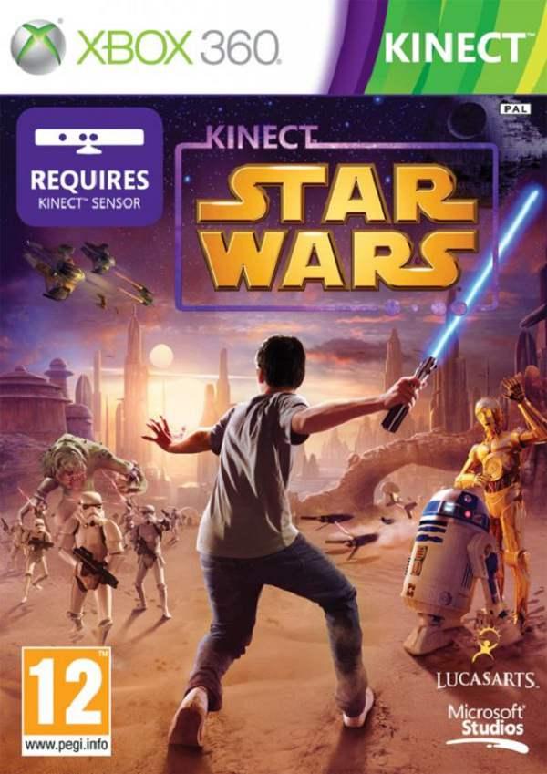 Kinect Star Wars, podría lanzarse a mediados de primavera