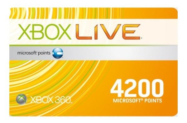 Xbox 360 podría cambiar los Microsoft Points por dinero real