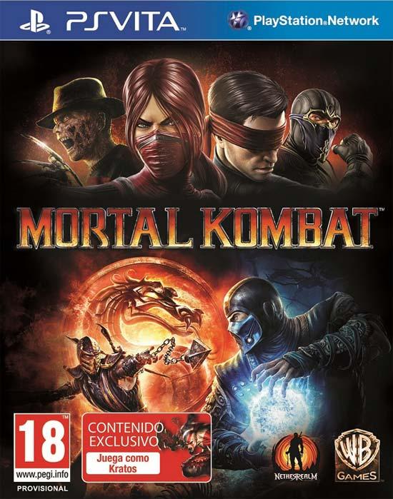 Mortal Kombat, anunciado su lanzamiento en PS Vita