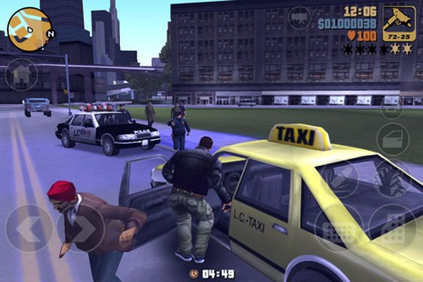 GTA III, ya es posible modificar este juego en iOS y Android