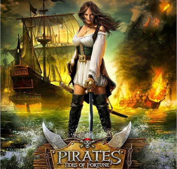 Pirates: Tide of Fortune, el juego de estrategia y piratas de Google+