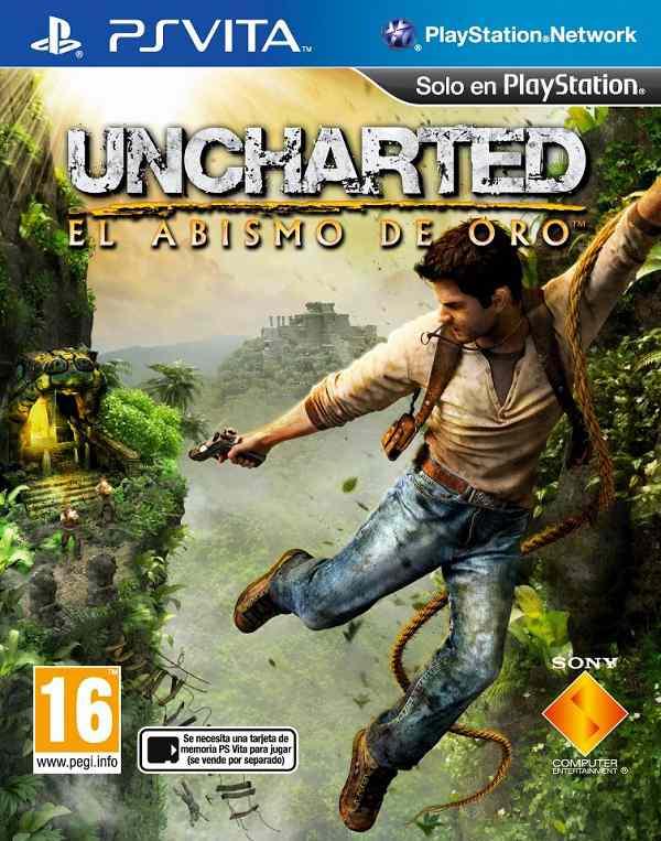 Uncharted: El Abismo de Oro, Nathan Drake viaja a PS Vita el 22 de febrero
