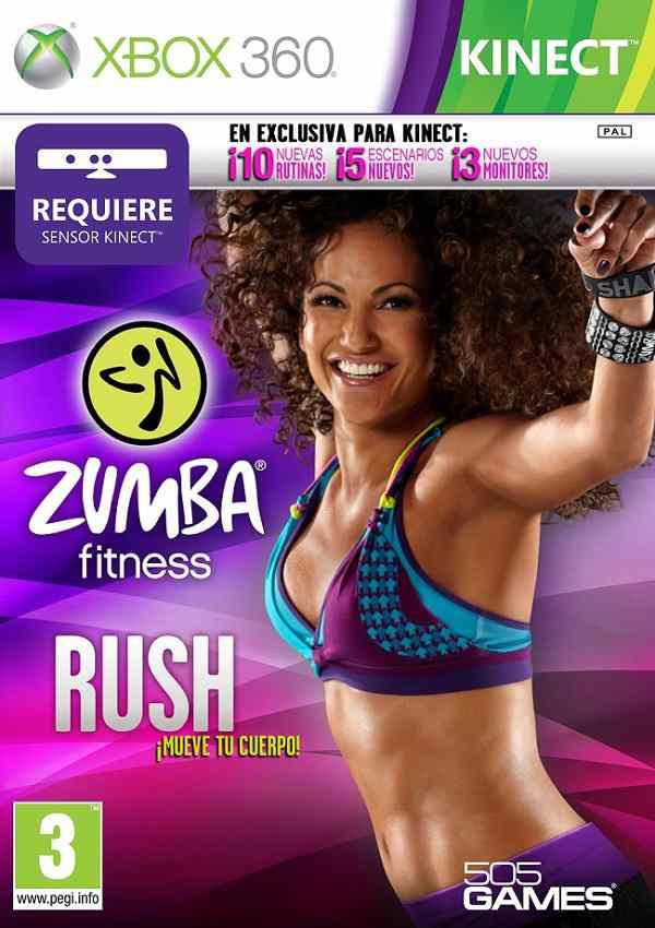 Zumba Fitness, el juego de baile regresará el 24 de febrero