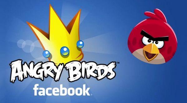 Angry Birds para Facebook, cómo arreglar el error en Google Chrome