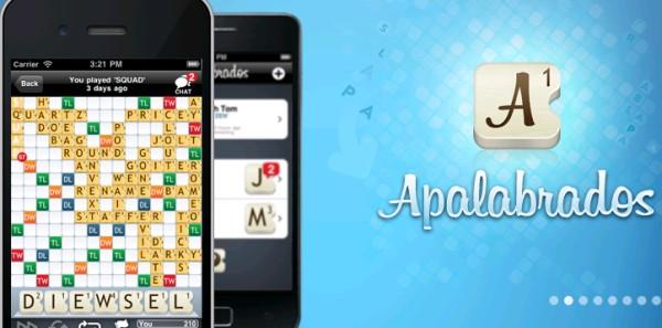 Apalabrados, descarga gratis este juego de palabras para Android