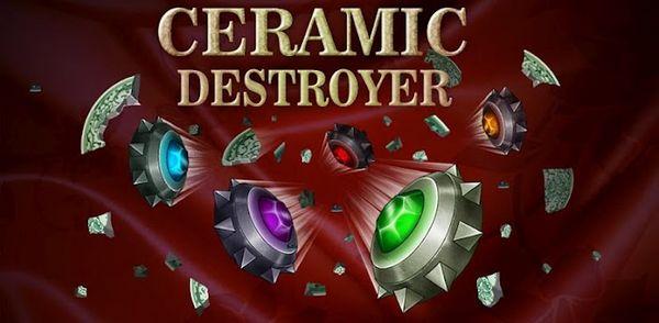 Ceramic Destroyer, descarga gratis este explosivo juego para Android